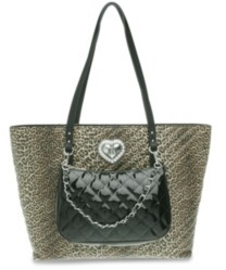 Betsey Johnson All The Things Multiuse Bag