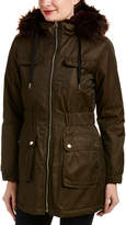 Laundry by Shelli Segal Anorak Coat