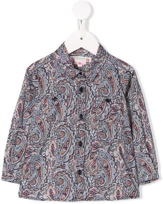 Bonpoint Paisley Print Shirt