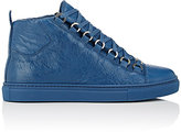 Balenciaga Women's Women's Arena Leather Sneakers