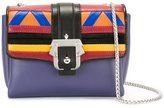 Paula Cademartori chain strap shoulder bag - women - Calf Leather - One Size