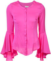 Milly bell-shaped blouse