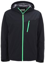 Quiksilver Mission Plus Snowboard Jacket Black