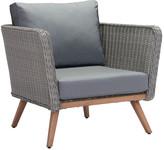 ZUO Monaco Arm Chair