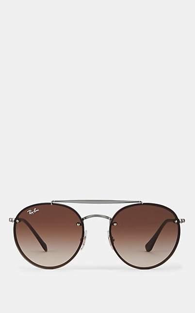 Ray-Ban Men's RB3614 Sunglasses - Brown