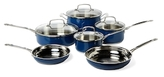 Cuisinart Chef's Classic Cookware Set (10 PC)