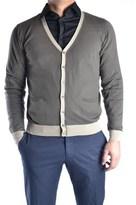 Massimo Rebecchi Men's Green Cotton Cardigan.