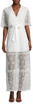 Alexis Cleve Lace Maxi Dress