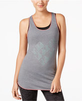 The North Face Play Hard Logo Graphic Tank Top
