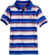 Chaps Boys 4-20 Alex Striped Polo
