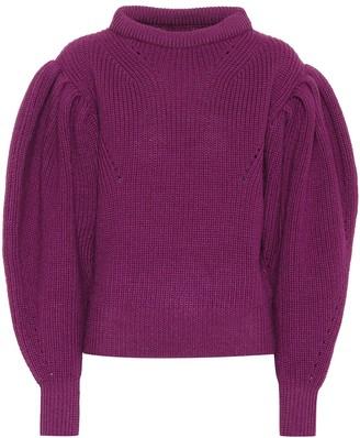 Isabel Marant Brettany wool sweater