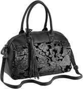 Heine Sequined Shoulder Bag