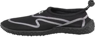 Mad Wax Mens Aqua Shoes Black/Grey