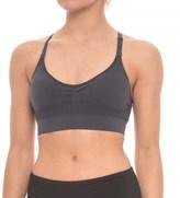 Fila Seamless Camisole Sports Bra - Racerback, Medium Impact (For Women)