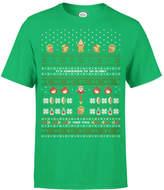 Nintendo The Legend Of Zelda It's Dangerous To Go Alone Green T-Shirt