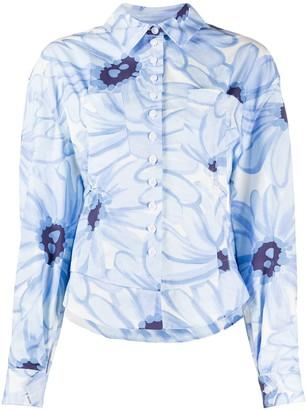 Jacquemus La Chemise Cueillette shirt
