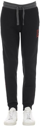 Ea7 Emporio Armani Train 7 Cotton Blend Sweatpants