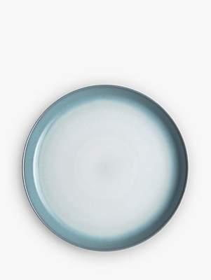Denby Azure Haze Medium Coupe Plate, Blue, Dia.21cm
