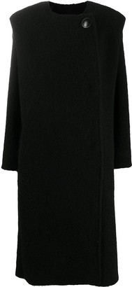 Isabel Marant Long Double-Breasted Coat