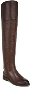 Franco Sarto Haleen Over-the-Knee Boots Women's Shoes