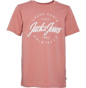Jack and Jones Boys T-Shirt Rosette