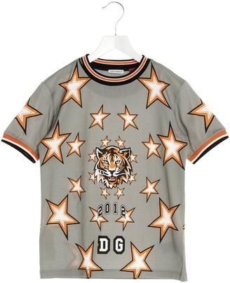Dolce & Gabbana tiger T-shirt
