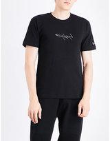 Yohji Yamamoto New Era Cotton-jersey T-shirt