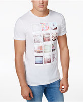 HUGO BOSS Men's Classic-Fit Graphic-Print Pima Cotton T-Shirt