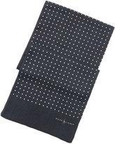 Ralph Lauren Dotted Linen-cotton Scarf