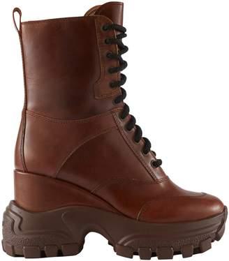 Miu Miu Platform boots