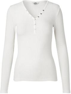 Mads Norgaard White Tarolla Rib T Shirt - XS. | white - White/White