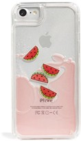 Skinnydip Watermelon Charm Iphone 6/7 & 6/7 Plus Case - Pink