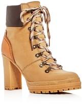 See by Chloe Eileen High Heel Platform Booties