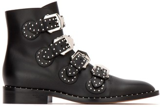 Givenchy Multi-Strap Studded Boots