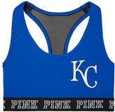 PINK Kansas City Royals Ultimate Racerback Bra