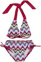 Kanu Surf Cheyenne 2 Piece Bikini - Orange-24 Months
