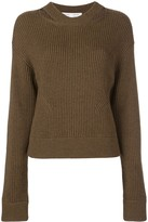 Proenza Schouler White Label Chunky Rib Knit Sweater