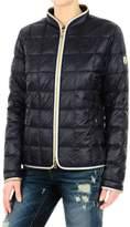 Fay Dark Blue Puffer Jacket
