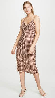 The Fifth Label Longitude Check Dress