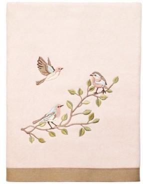 Avanti Bird Choir Ii Bath Towel Bedding
