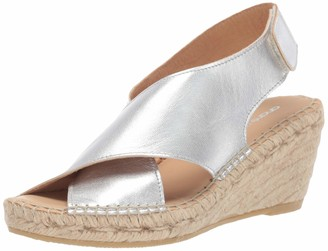 Andre Assous Women's Florence Espadrille Wedge Sandal