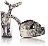 Marc Jacobs Women's Debbie Platform Sandals-BLACK, IVORY, NUDE