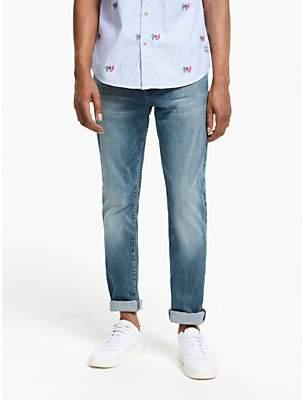 Scotch & Soda Ralston Regular Slim Fit Jeans, Dark Splash