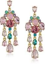 Carolee Garden Party Chandelier Pierced Earrings