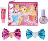Disney Princess Nail Polish, Bows & Lip Gloss Set