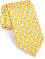 Vineyard Vines Men's 'Pittsburgh Steelers - Nfl' Woven Silk Tie