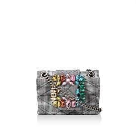 Kurt Geiger London Fabric Mini Mayfair J Bag