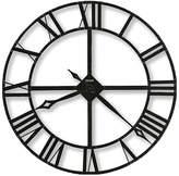 Howard Miller Lacy II Wall Clock, Black, 36cm