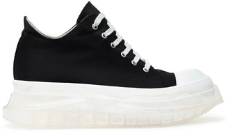 Drkshdw Rick Owens Abstract Sneakers