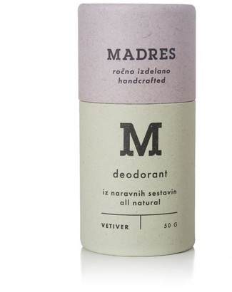 Madres Vetiver Handmade Natural Deodorant Stick